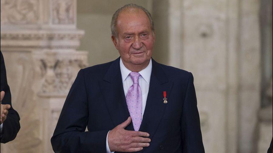 Rey emérito expresa su molestia a Felipe VI