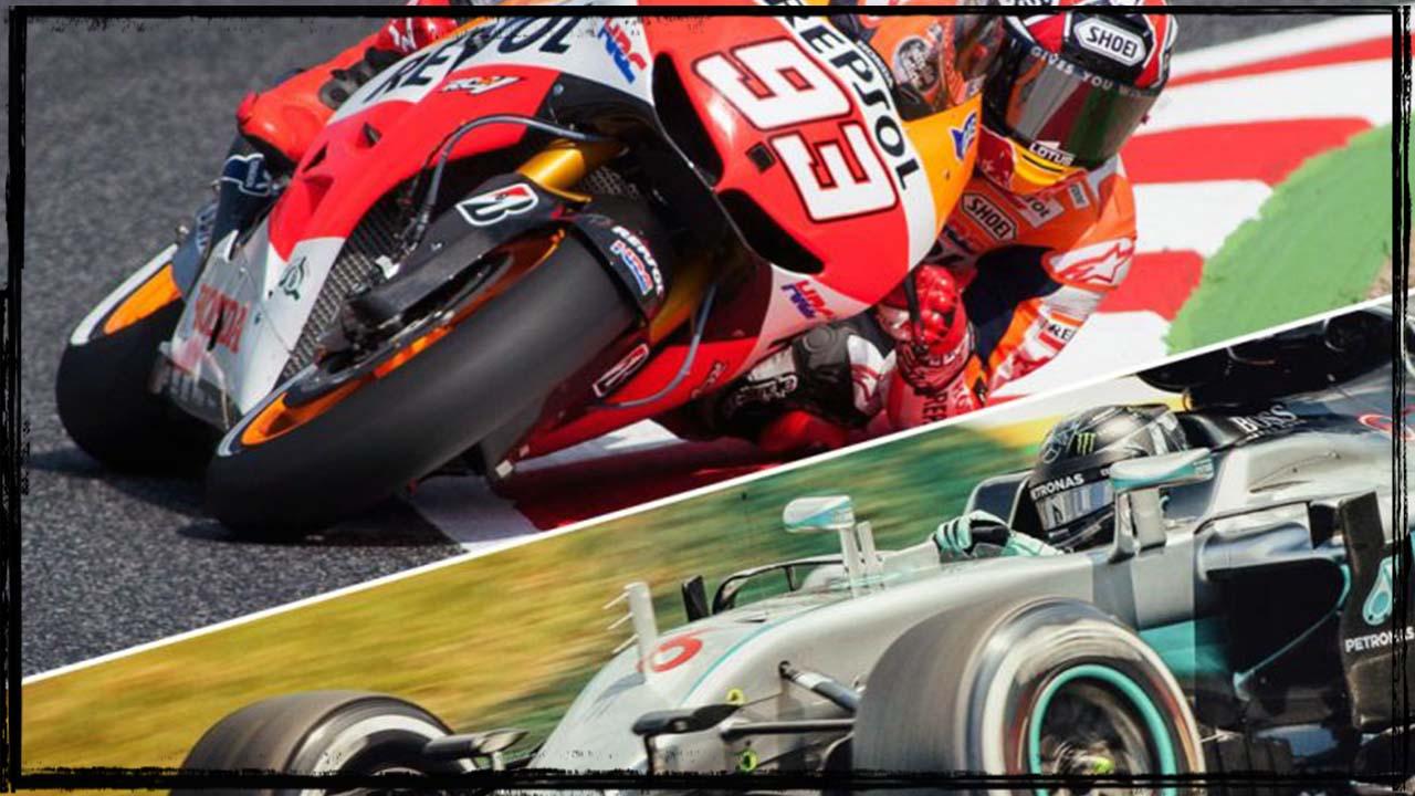Dove vedere le gare di MotoGp e di Formula 1
