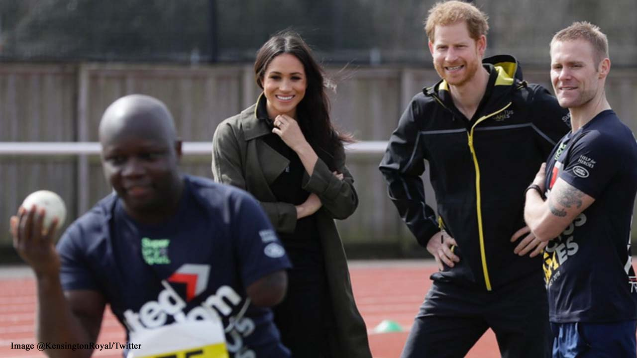 Prince Harry and Meghan Markle will attend Invictus Games in Sydney in October