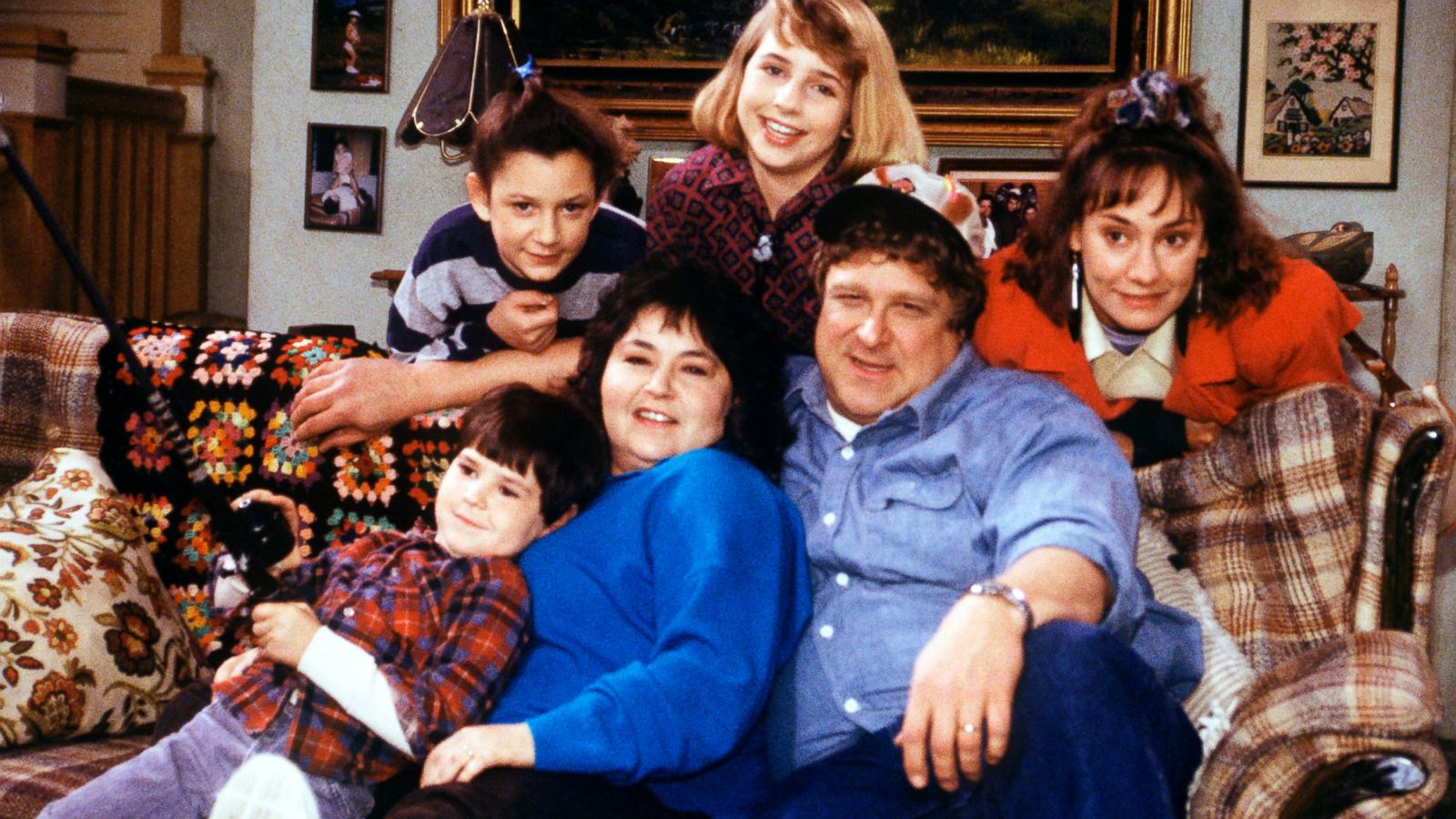 'Roseanne' Detalles del debut oficial