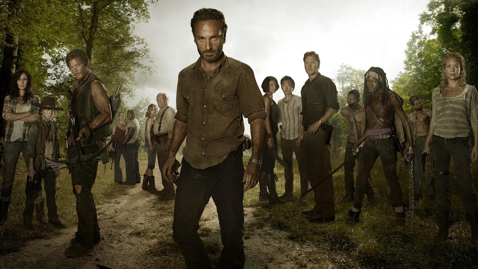 Las declaraciones de Simon de 'The Walking Dead'