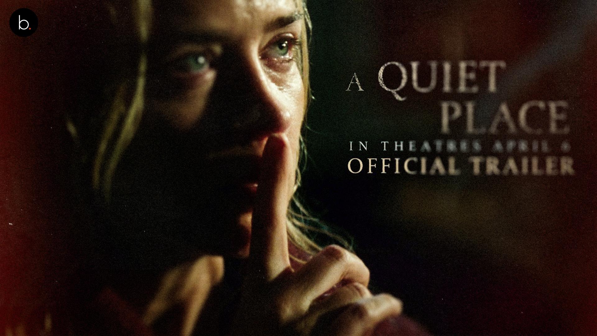 Análisis de la película 'Un lugar en silencio'
