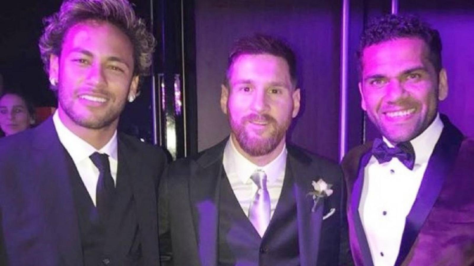 VIDEO: ¡El mensaje de Neymar a Messi en Instagram!