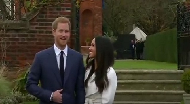 What, no gifts? Prince Harry and Meghan Markle break with wedding custom