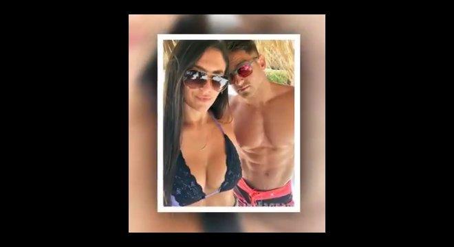 Sammi 'Sweetheart' of old 'Jersey Shore' posts 'strength' photo of boyfriend