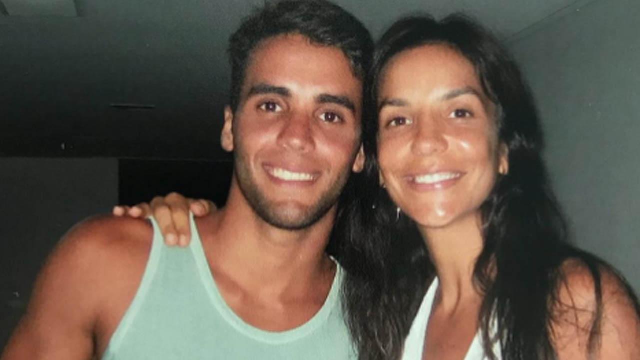 Irreconhecíveis, marido de Ivete Sangalo posta foto antiga deles, veja