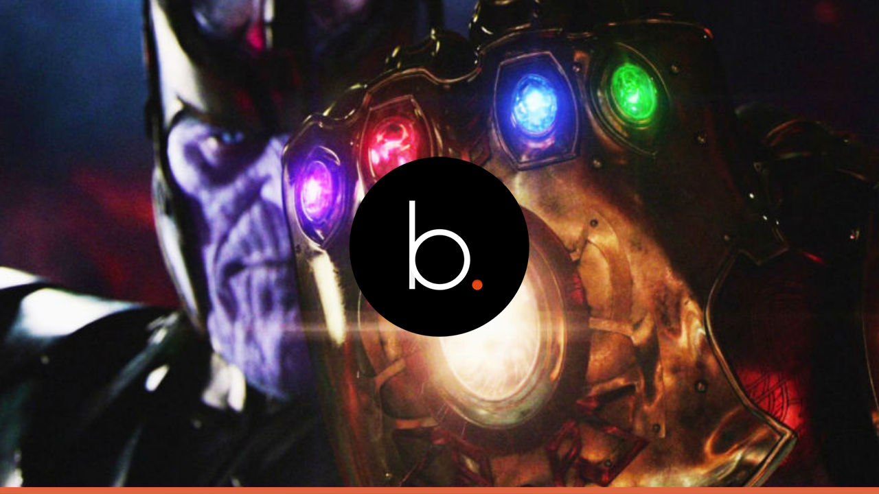 Marvel teasing with Thanos's backstory