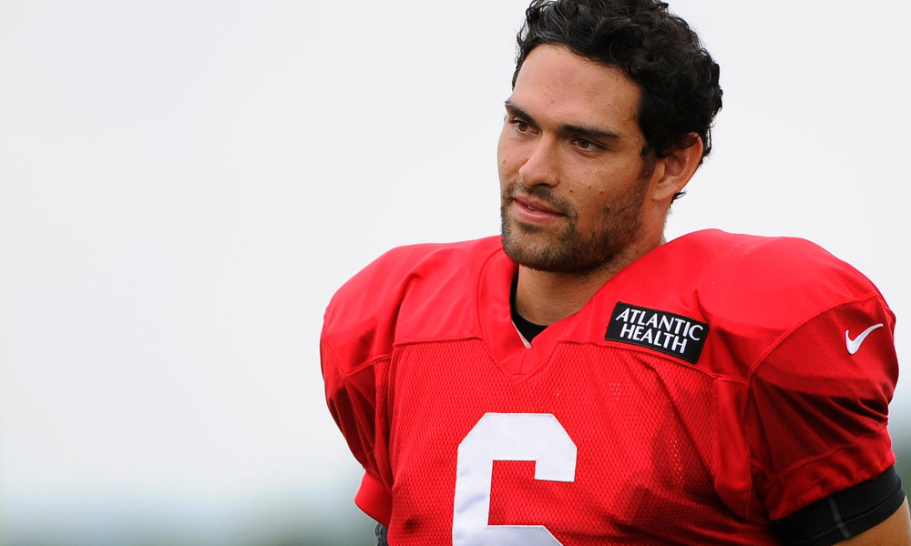 Free-agent QB Mark Sanchez suspended for four games