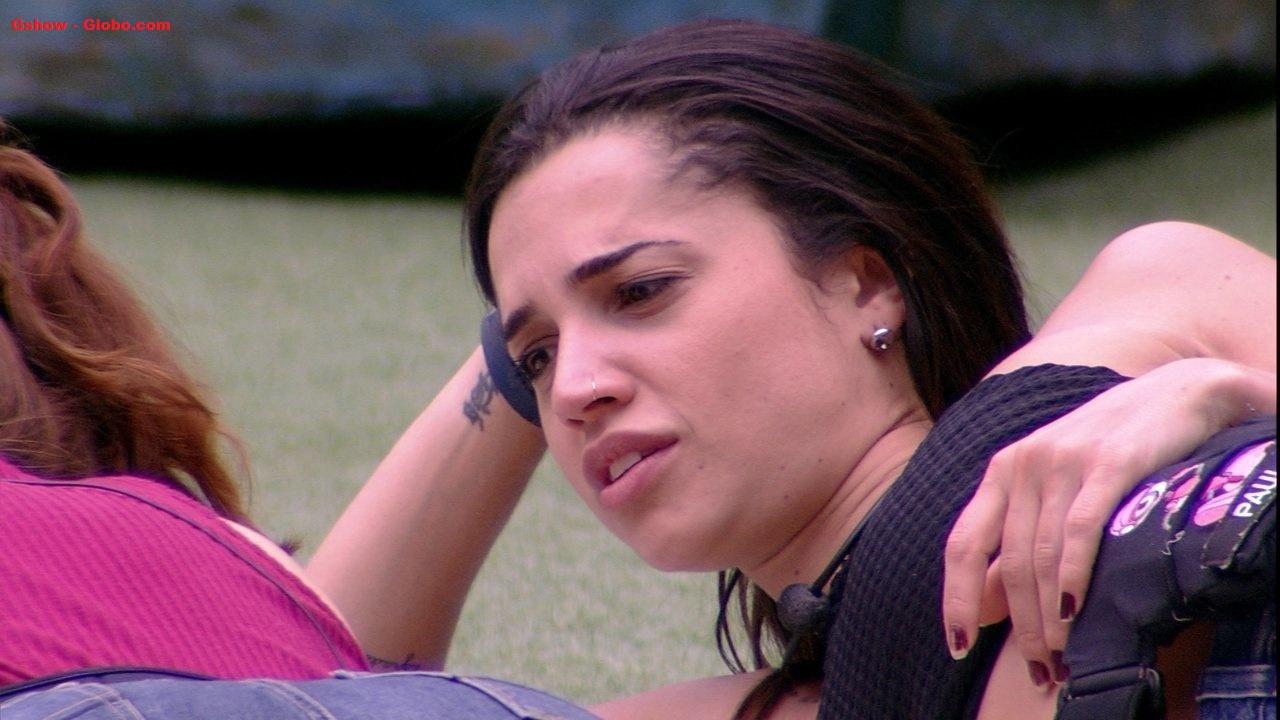 BBB18: público vê falhas no cabelo de Paula e alerta sobre mega hair assusta