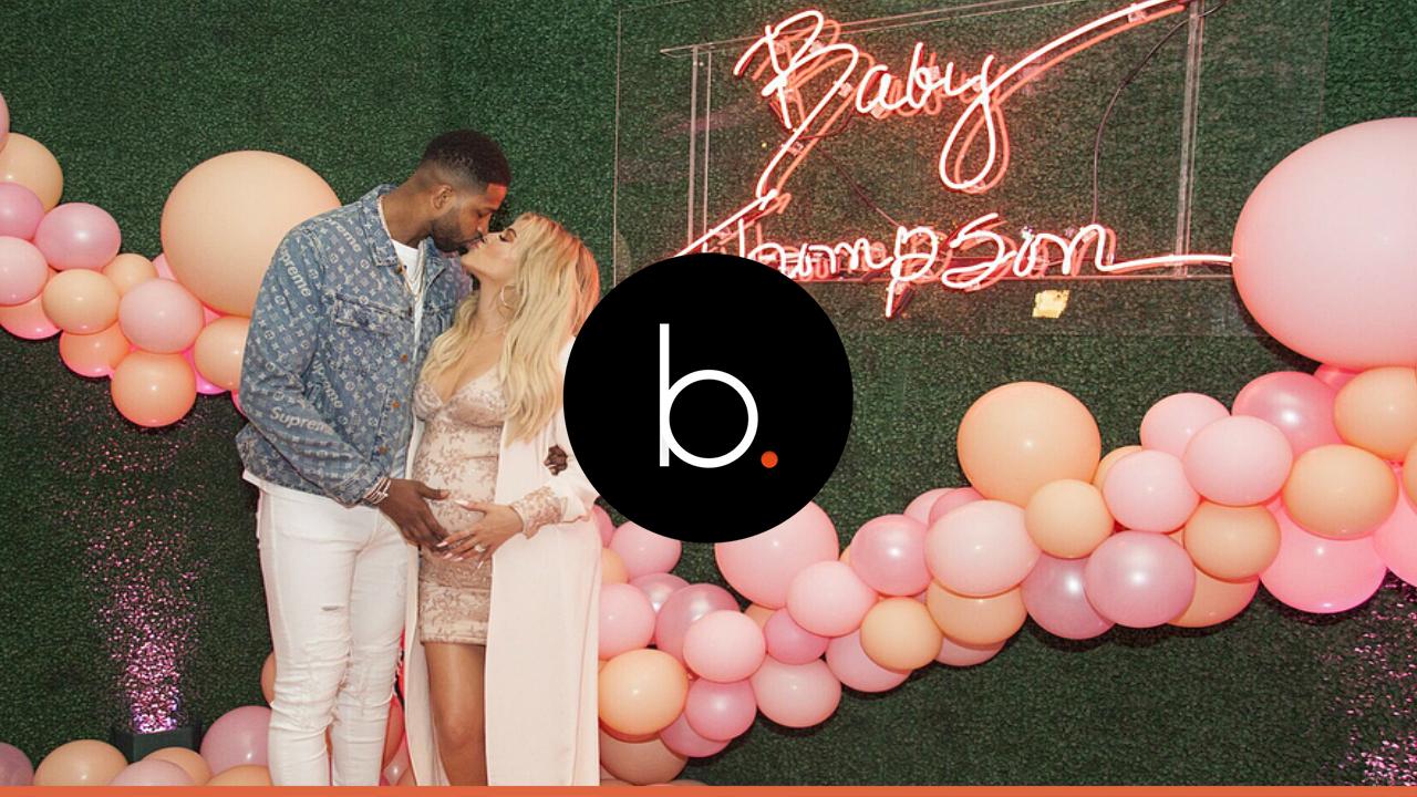 Khloe Kardashian reveals the name of her baby