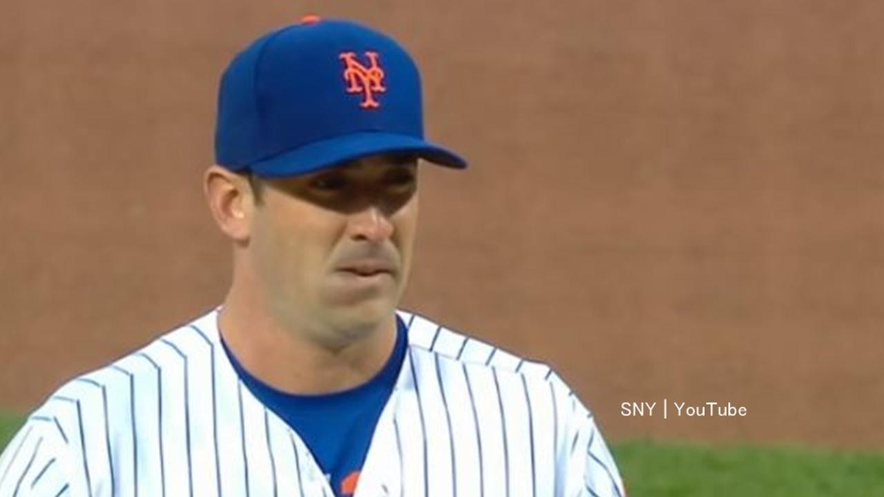 Mets see their huge winning streak crash and burn