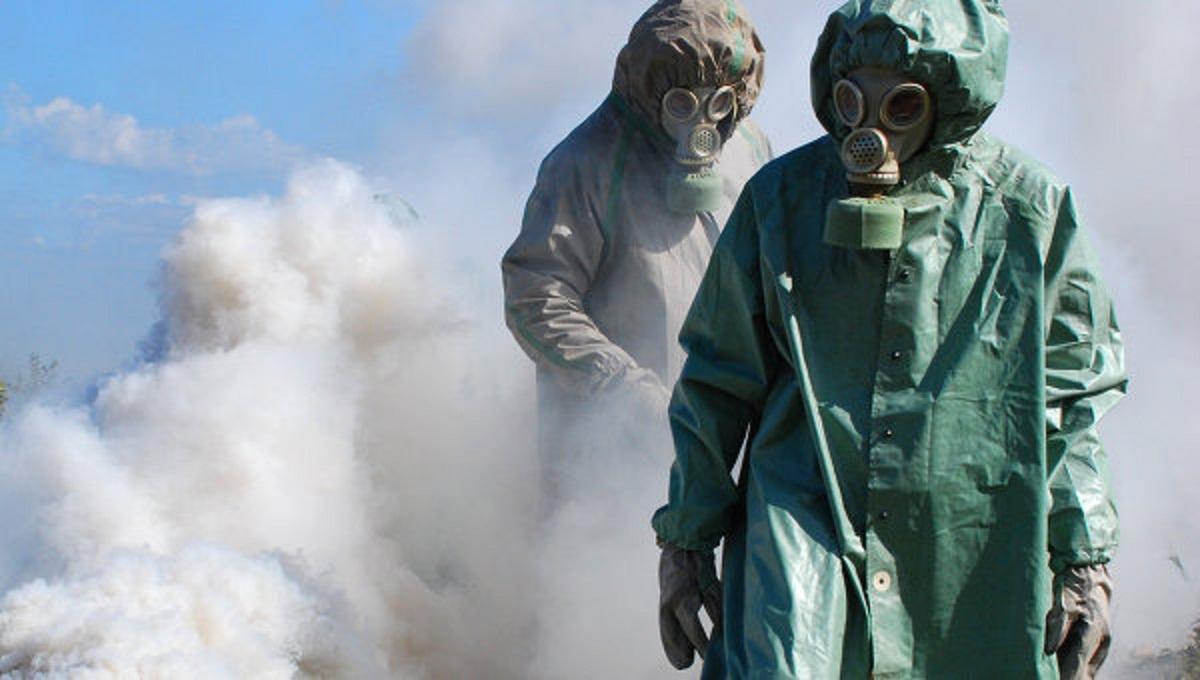 Saiba quais os efeitos que as armas químicas da guerra da Síria causam