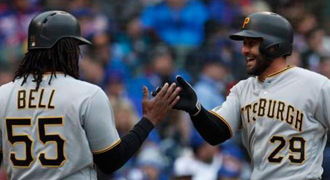 Pirates son la verdadera gran sorpresa en la Liga Nacional en el mes de abril