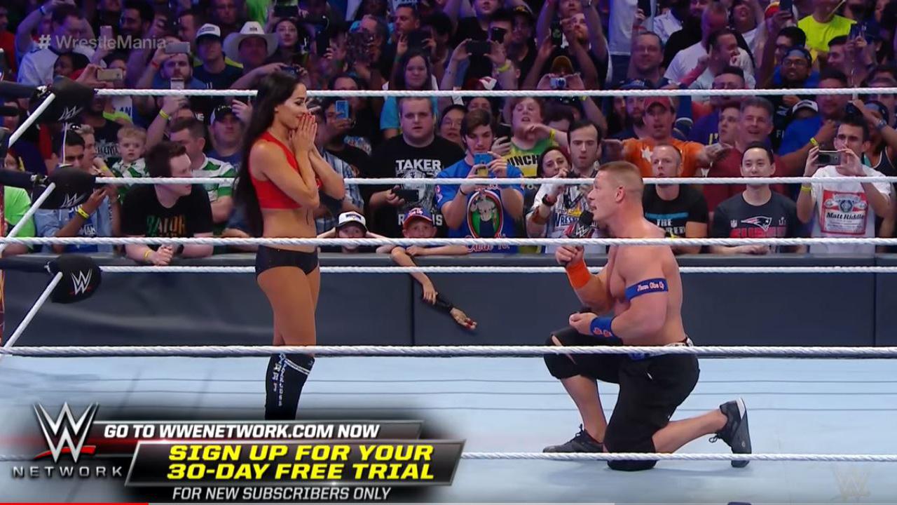 John Cena And Nikki Bella Call Off Wedding.Did Nikki Bella Call Off The Wedding With John Cena