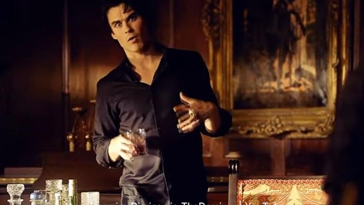 'V-Wars' a new vampire series will star Ian Somerhalder.