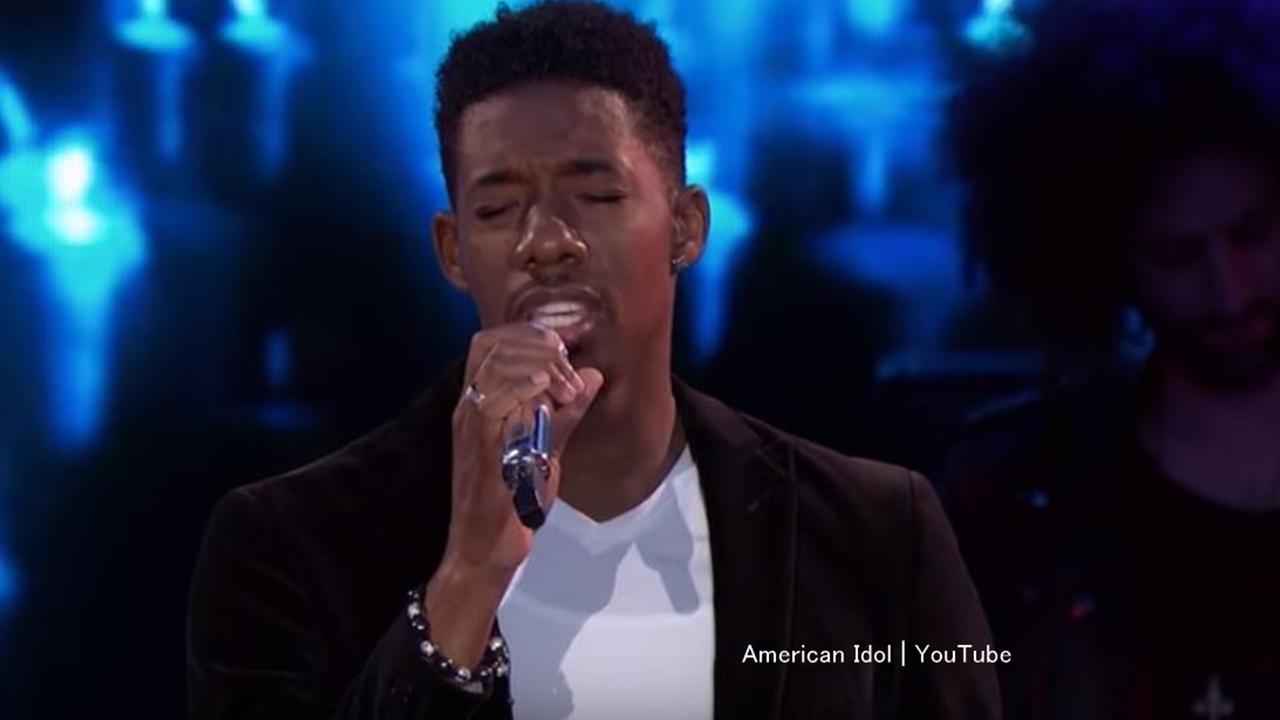 'American Idol' Top 12: Marcio Donaldson's moving performance