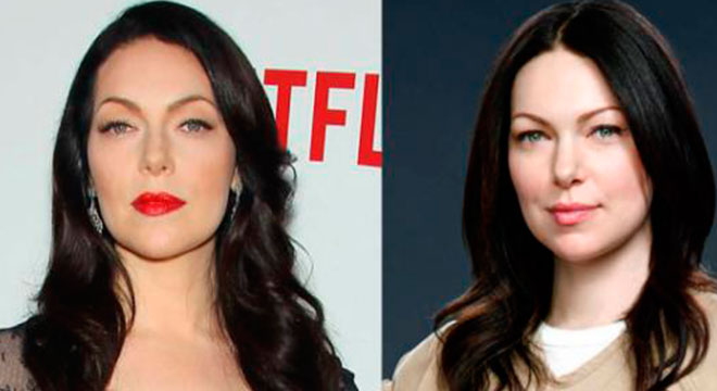 Laura Prepon, actriz de Orange is The New Black debuta como escritora