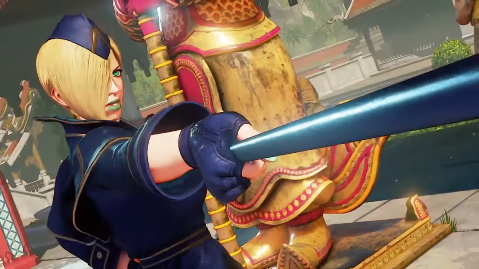 'Street Fighter 5' update: Falke trailer streamed and log-in patch fix announced