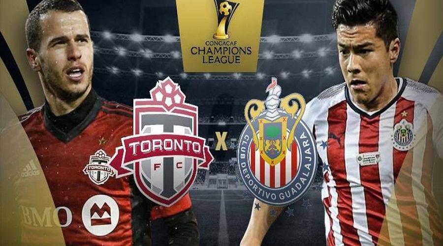 Toronto FC vs. Chivas Guadalajara, 2018 Final de la Champions League CONCACAF