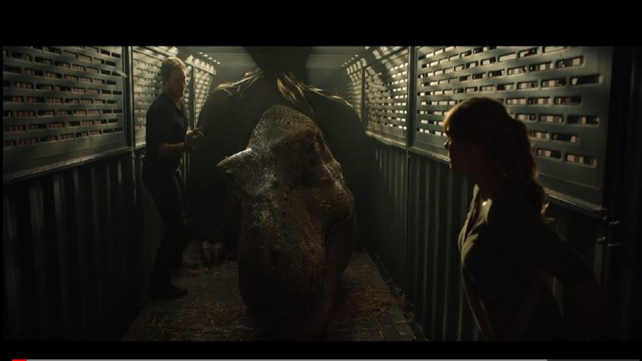 New details in 'Jurassic World' final trailer