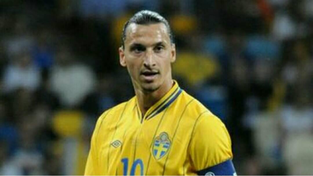 Zlatan Ibrahimovic, seul dans son monde
