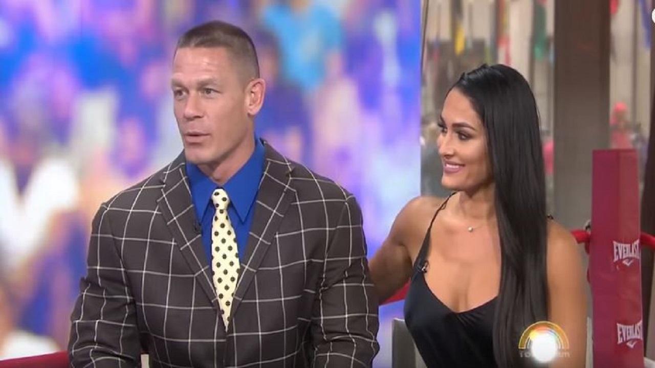 John Cena And Nikki Bella Call Off Wedding.John Cena And Nikki Bella Called Off Their Upcoming Wedding