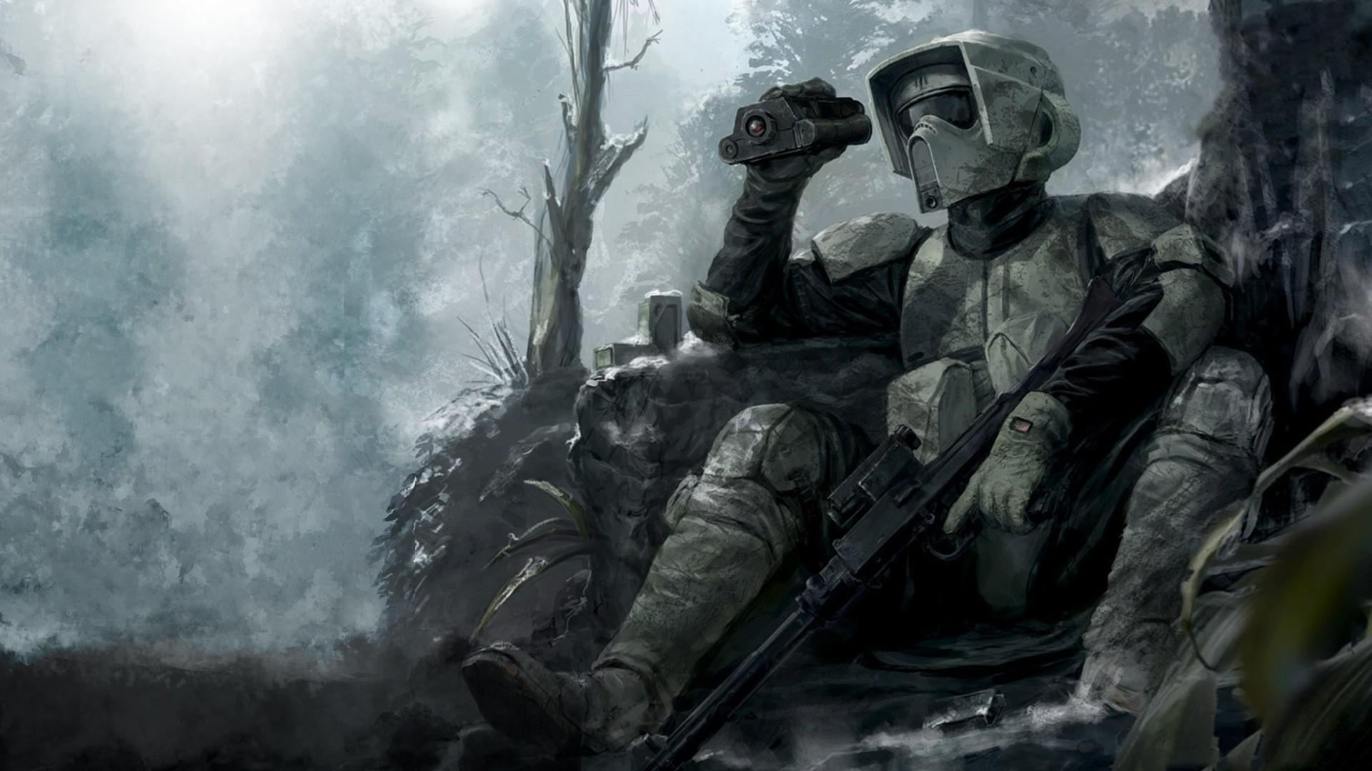 EA: ¡Pronto un videojuego de Star Wars en un mundo abierto!