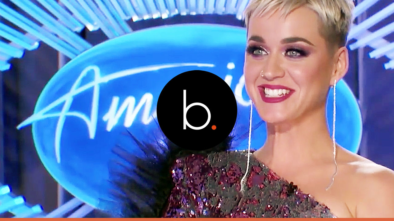 Katy Perry's malfunctioning wardrobe