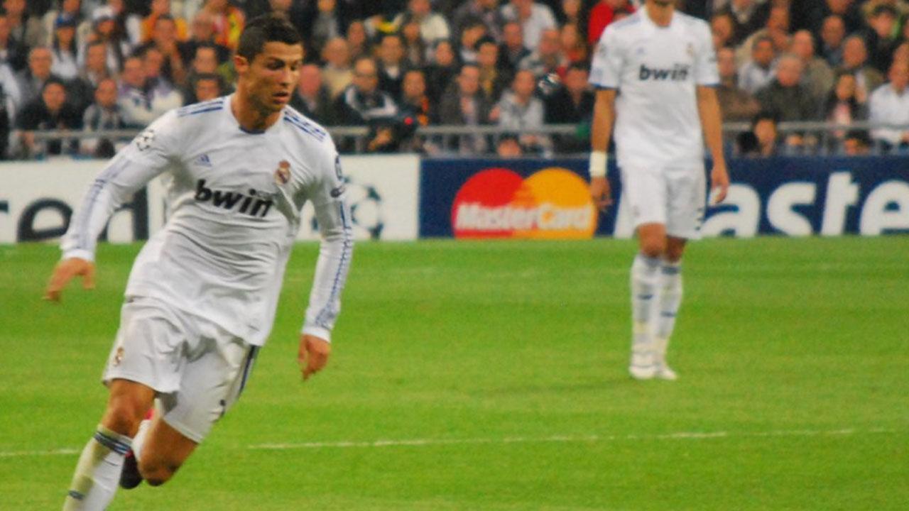 A surpresa que termina com Cristiano Ronaldo fora do Real, veja o vídeo
