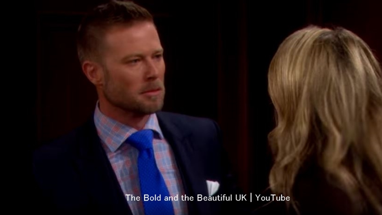 'The Bold and the Beautiful' downgrade Jacob Young's role to recurring