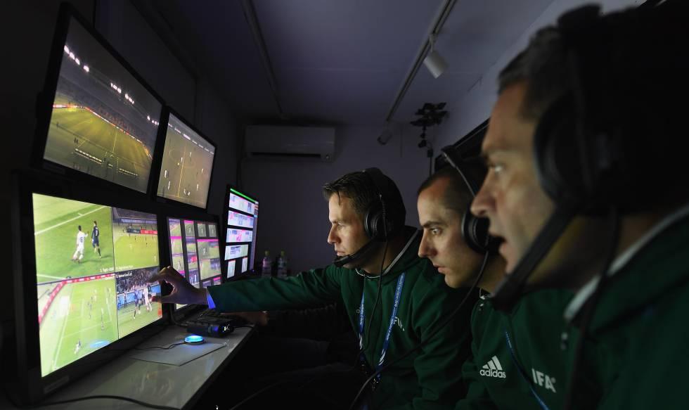La tecnología VAR sera implementada en Rusia 2018
