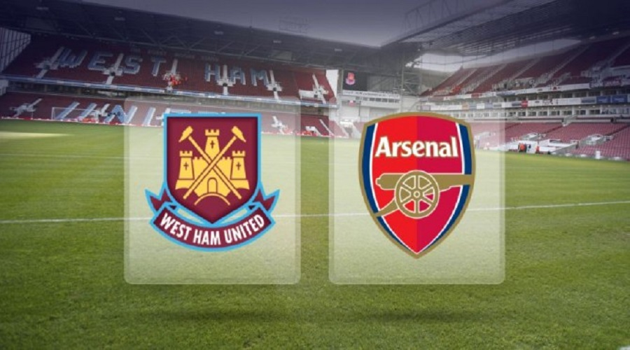 El Arsenal se enfrenta este domingo con el West Ham United