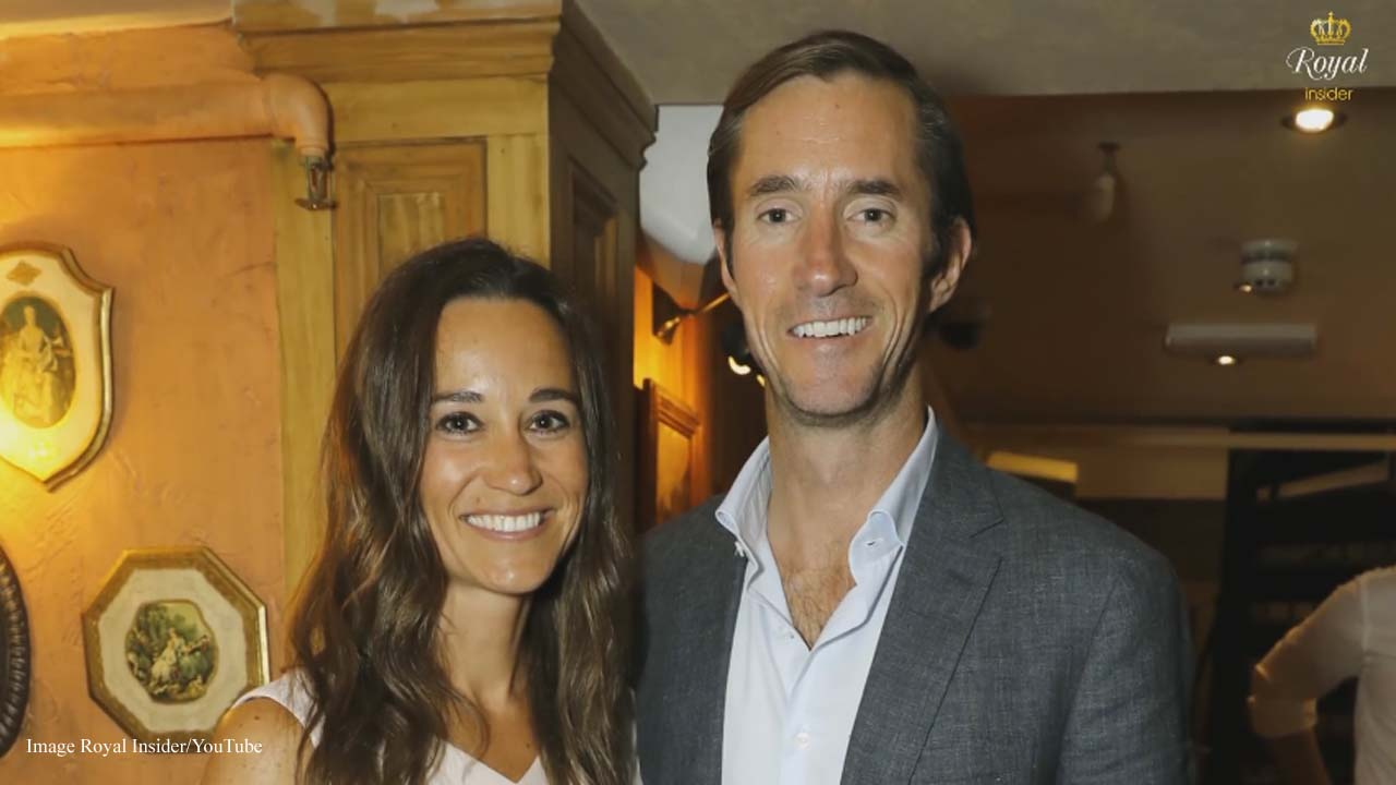 Pippa Middleton, 34, pregnant a year after marrying James Matthews