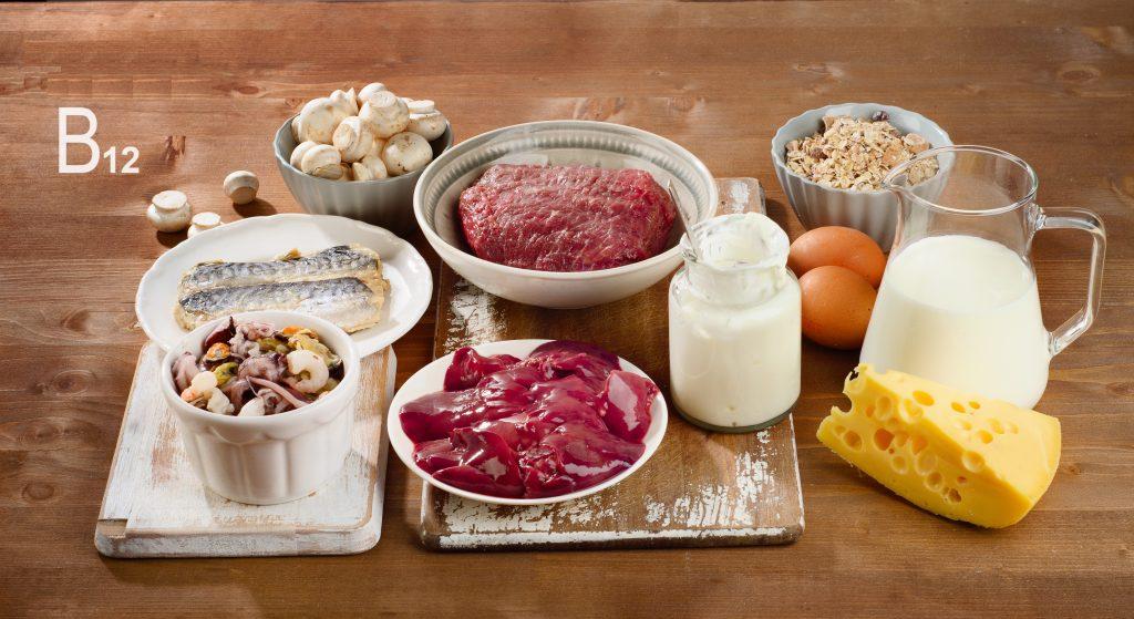 Vitamina B12: Deficiencia y Suplementos