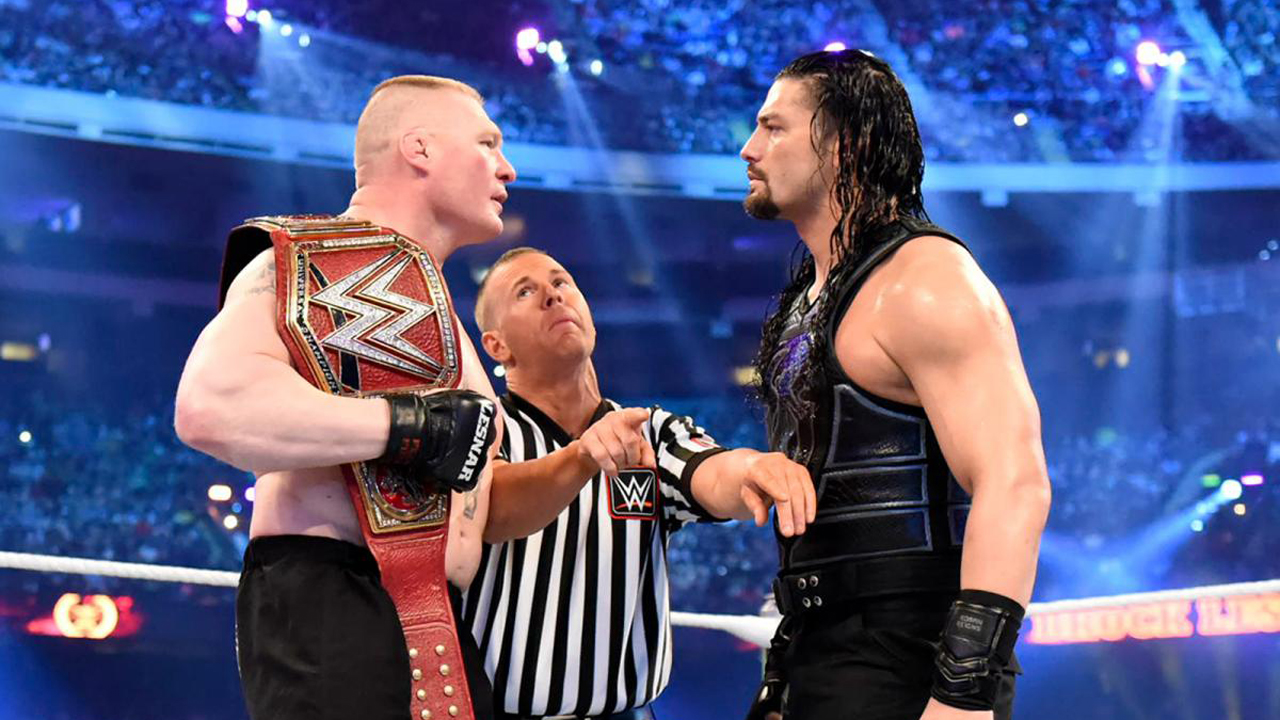WWE News: Roman Reigns preparing to fight Brock Lesnar in Saudi Arabia