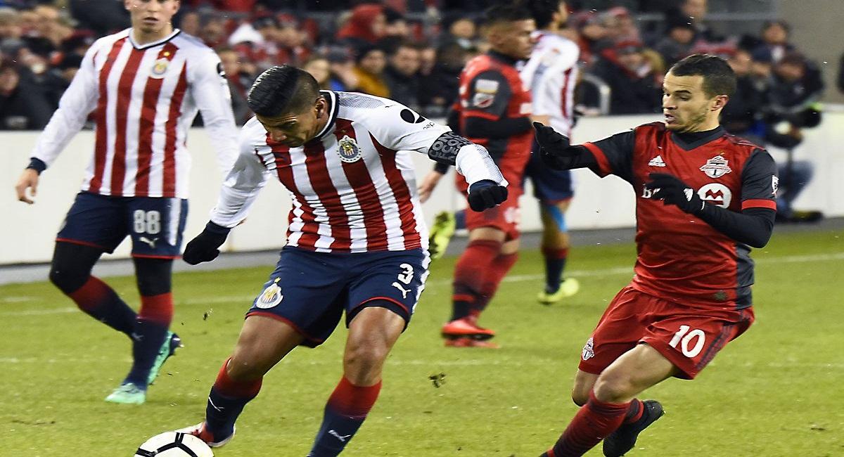 Chivas luchando por el orgullo frente a TFC en la final de la Liga de Campeones