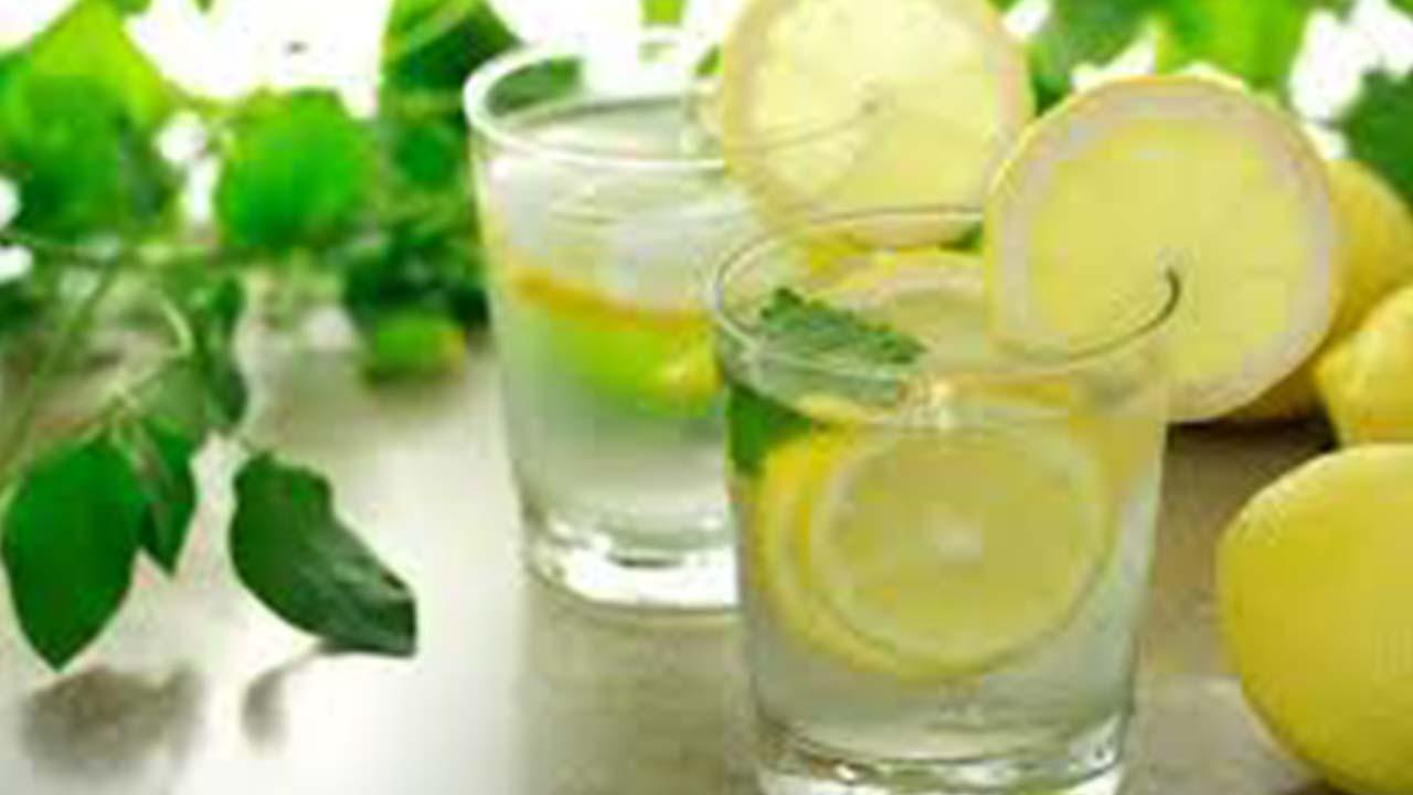 Bevanda bruciagrassi: limone e bicarbonato