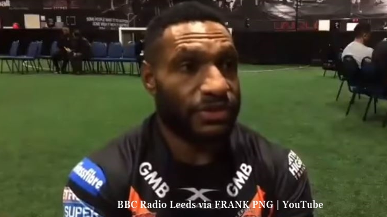 Castleford player woes are not over as Garry Lo 'assists police' with an inquiry