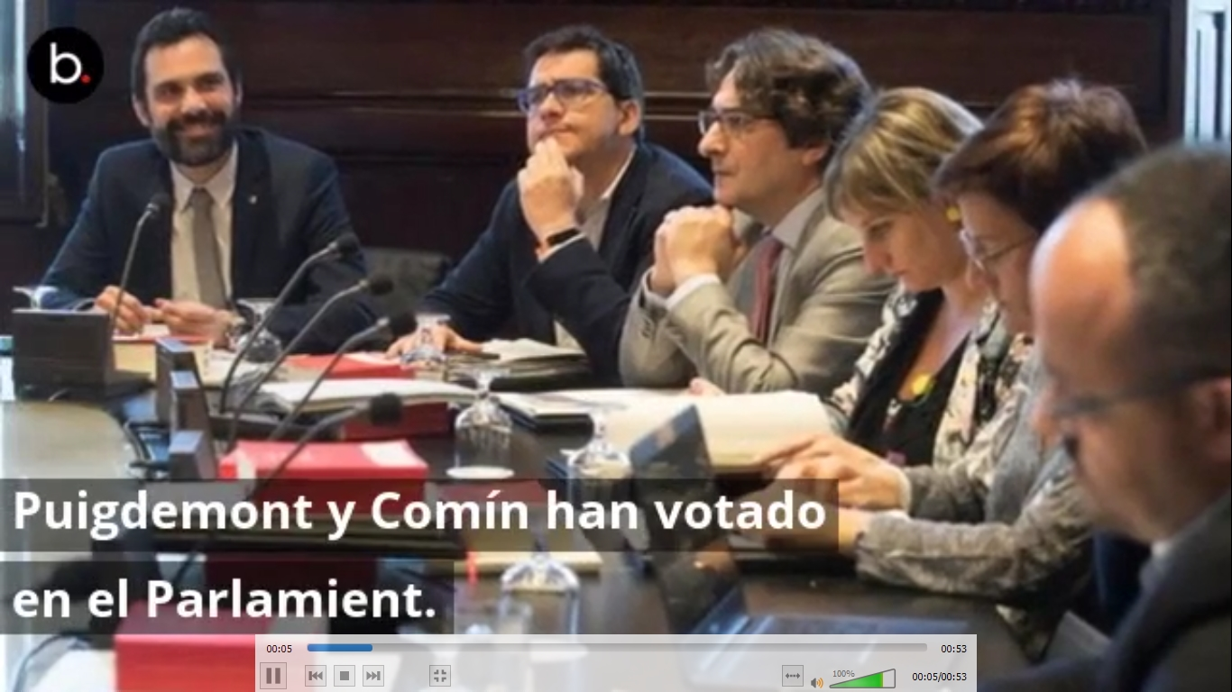 ¿Puigdemont podrá ser investido a distancia?