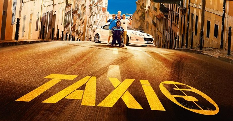 "Top 10 Box-office France : ""Taxi 5"" conserve la tête"