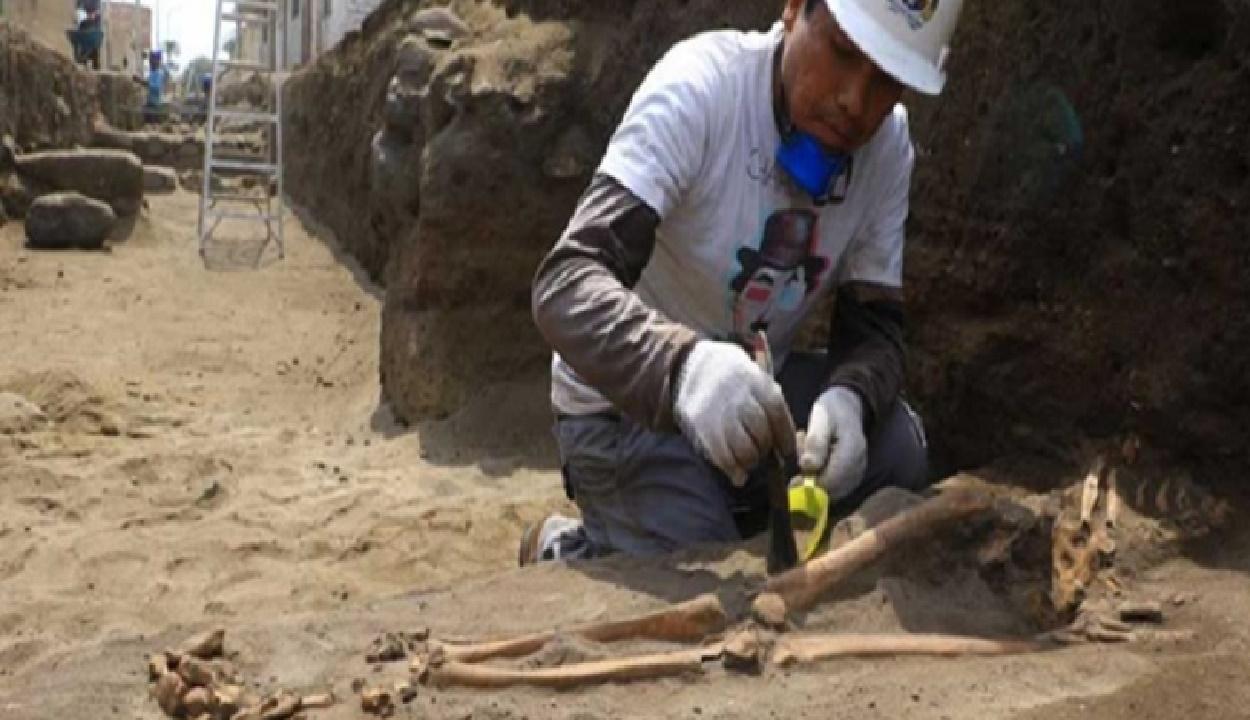 Descubierto en Perú el sacrificio más grande de niños hace 500 años