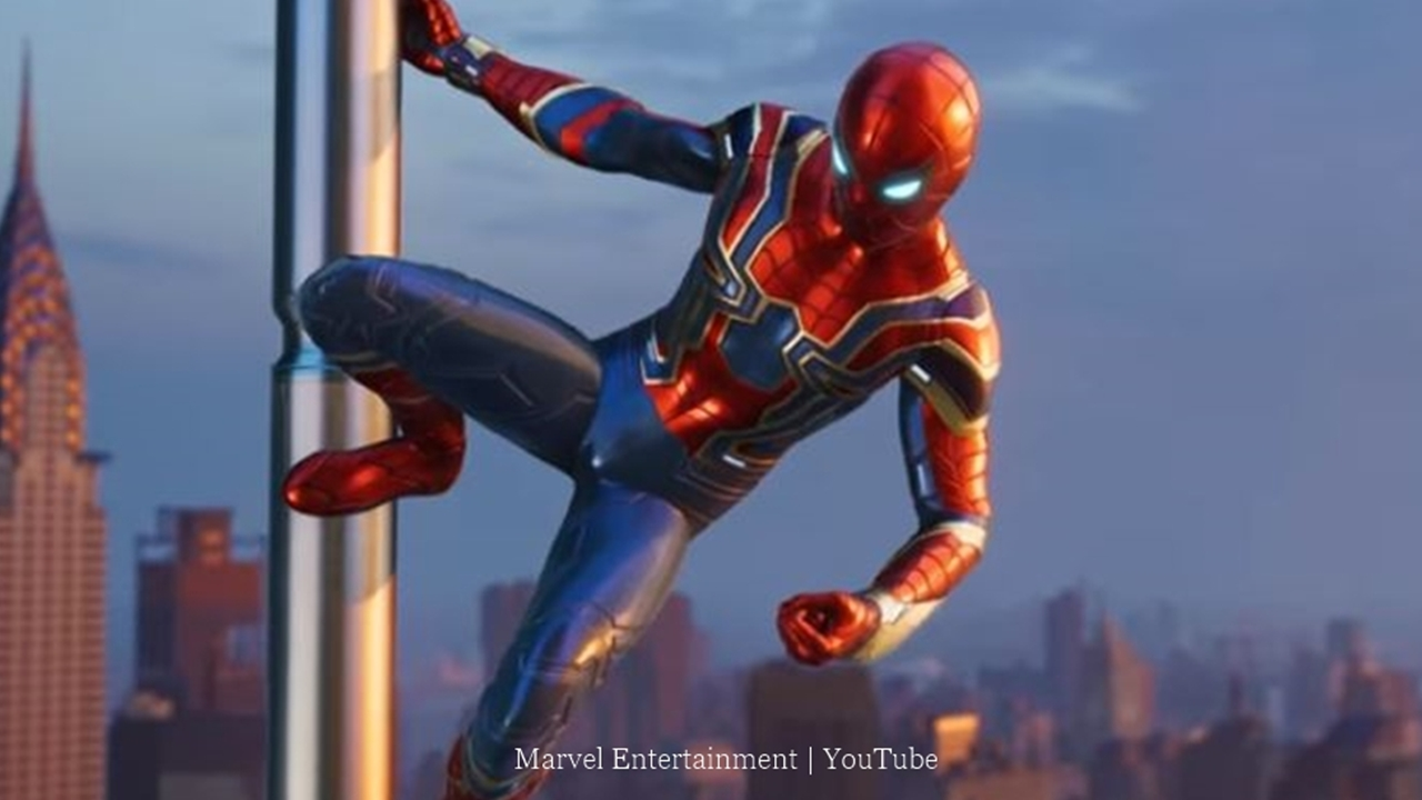 'Spider-Man' PS4 has Spidey suits from 'Homecoming'