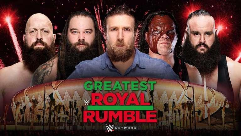 WWE 'Greatest Royal Rumble 2018' results: John Cena vs. HHH, Ladder match winner