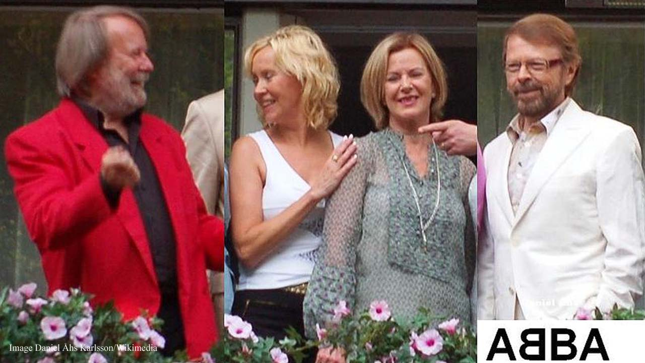 ABBA makes a come-back after 35 years with new music