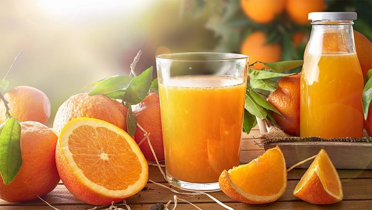 ¿Porque debería de beber zumo de naranja?