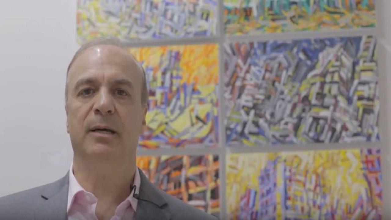 Artist Tony Khawam: his life and work