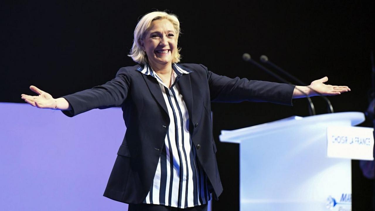 1er mai : Marine Le Pen réclame « une autre Europe »