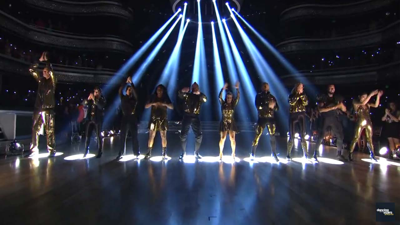 Two eliminations in premiere of 'Dancing With The Stars: Athletes'