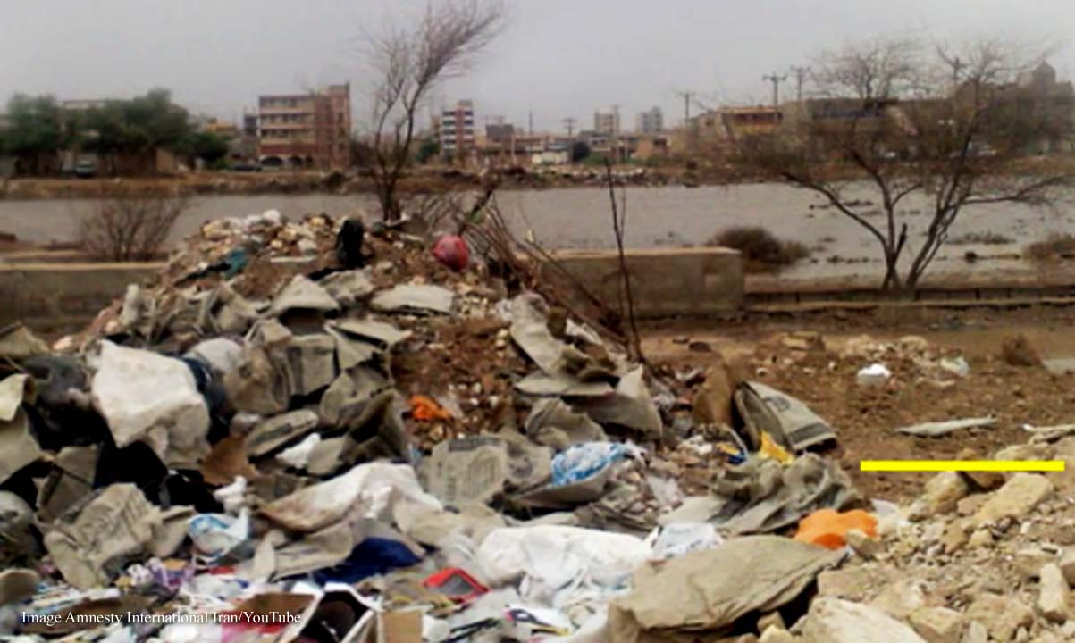 Amnesty International releases report on covering up of mass graves in Iran