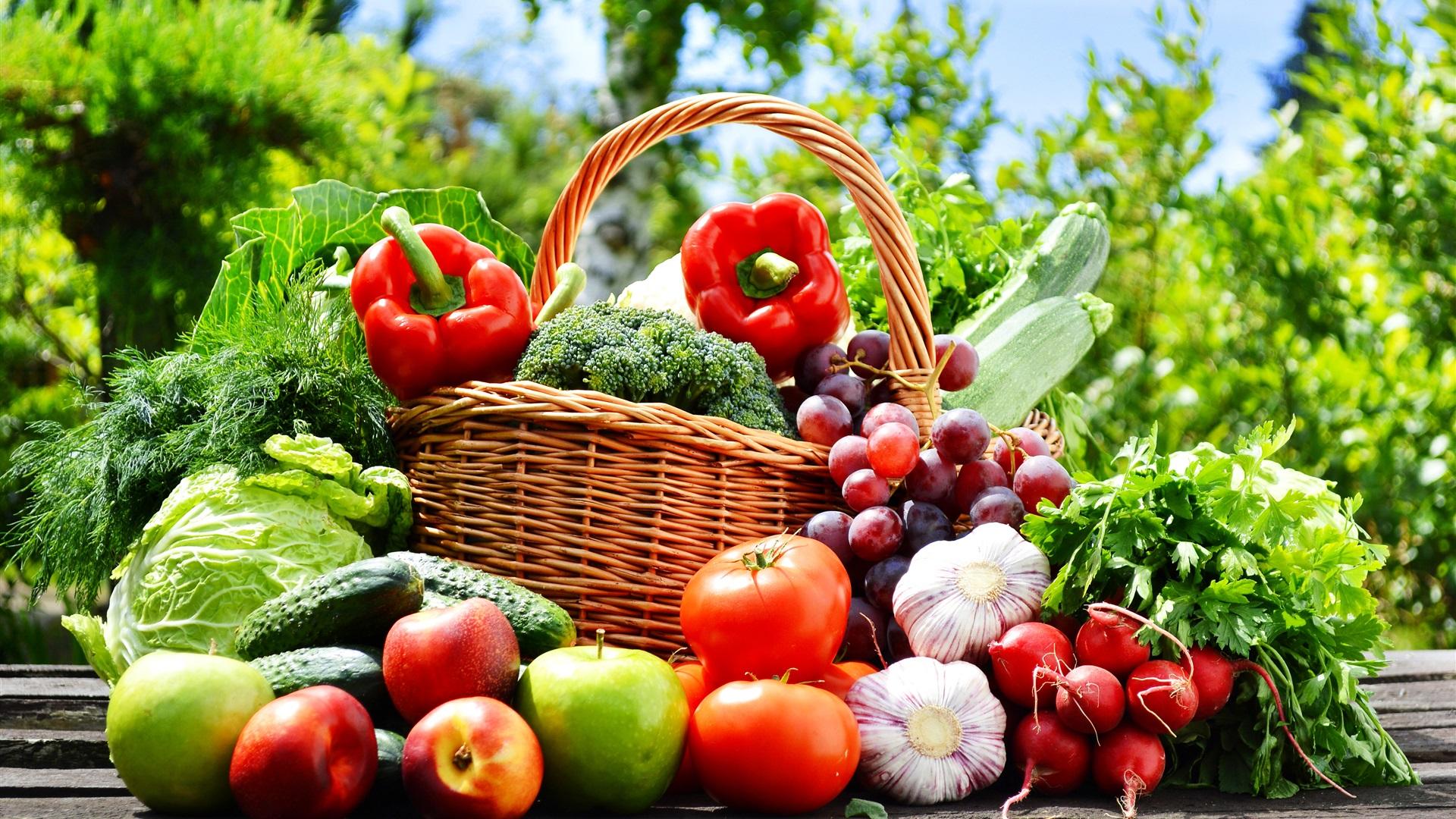 Primavera: frutas y verduras de temporada